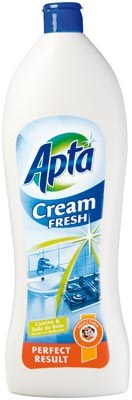 Apta Cream Fresh Schuurcreme, 750 ml