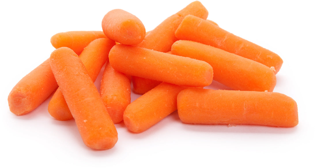 Baby Carrots, Peeled, 1 lbs