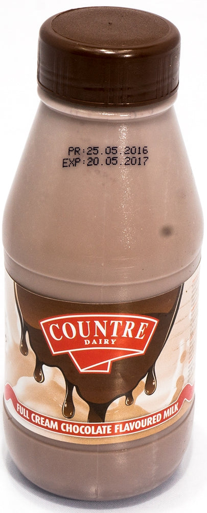 Countre Chocolate Flavored Milk, 0.5 L