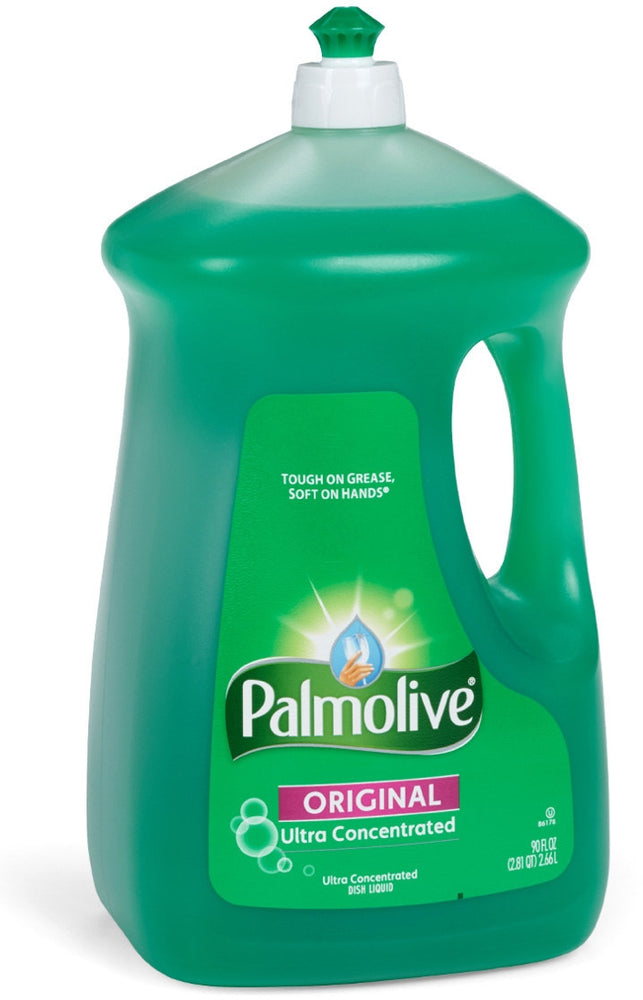 Palmolive Ultra Concentrated Dish Liquid, Original, 90 oz