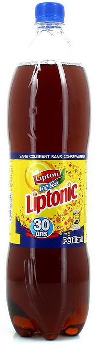 Lipton Sparkling Ice Tea Original Bottle, 1.5 L