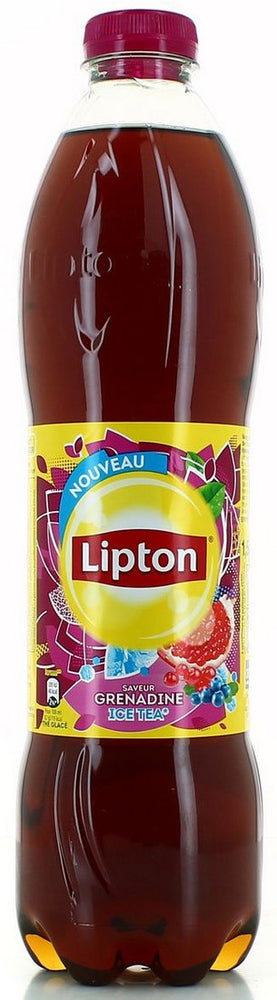 Lipton Ice Tea Grenadine Bottle, 1.5 L