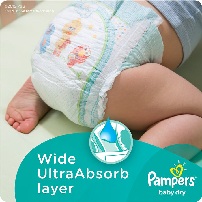 Pampers Diapers Size 2, 160 ct, 160 ct