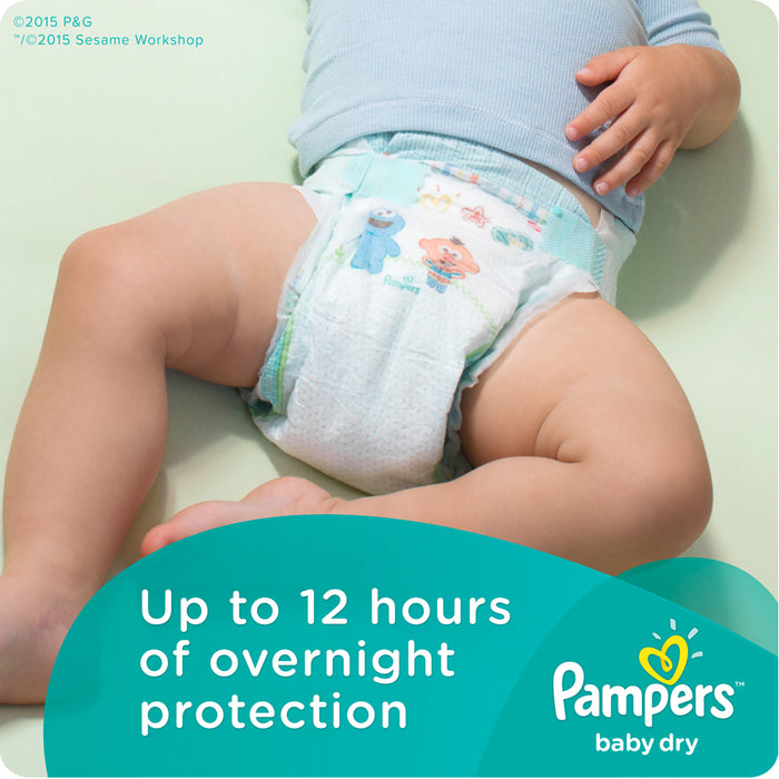 Pampers Diapers Size 3, 144 ct, 144 ct