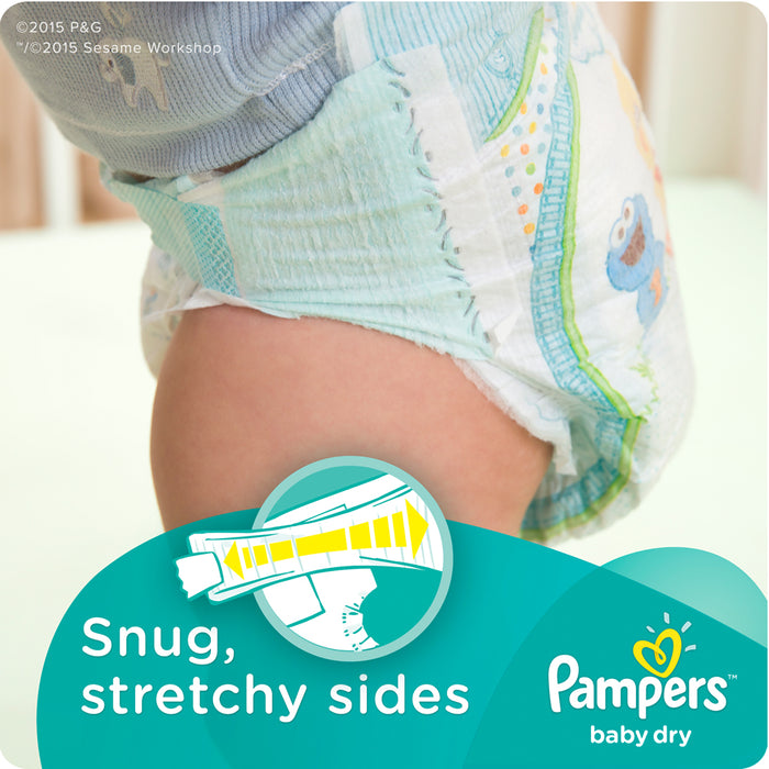 Pampers Diapers Size 4, 128 ct, 128 ct
