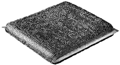 Marigold Stainless Steel Pad, 1 ct