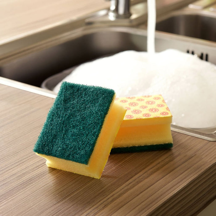 Marigold Clean & Gleam Scourer, 2 ct