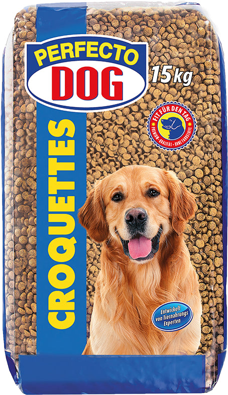 Perfecto Dog Food, Croquettes, 33 lbs