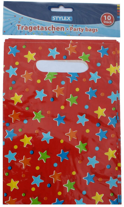 Stylex Party Bags, 10 ct