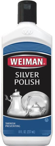 Weiman Silver Polish, Tarnish Preventing, 8 oz