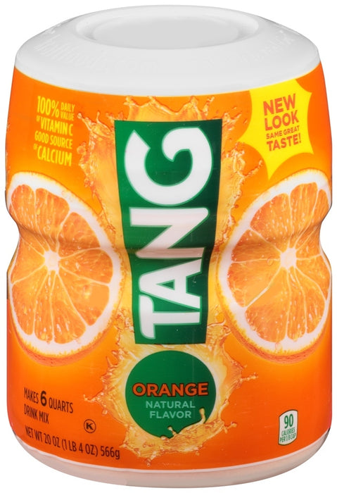 Tang Orange Drink Mix, 20 oz