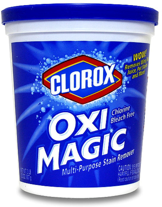 Clorox Oxi Magic Multi-Purpose Stain Remover, Chorine Bleach Free, 32 oz