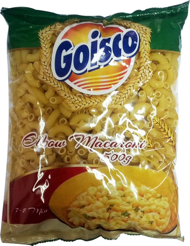 Goisco Elbow Macaroni, 500 gr