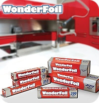 WonderFoil Aluminum Foil, 18 in