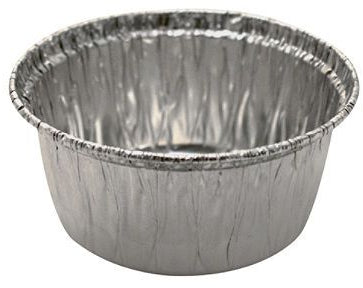 WonderFoil Custard Cups, 4 oz, 100 ct