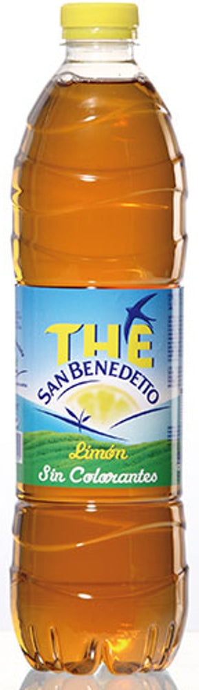 San Benedetto Lemon Tea Drink, 1.5 L