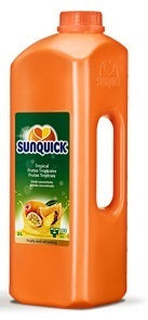 Sunquick Tropical Concentrate Drink, 2 L