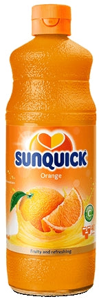 Sunquick Orange Concentrate Drink, 840 ml