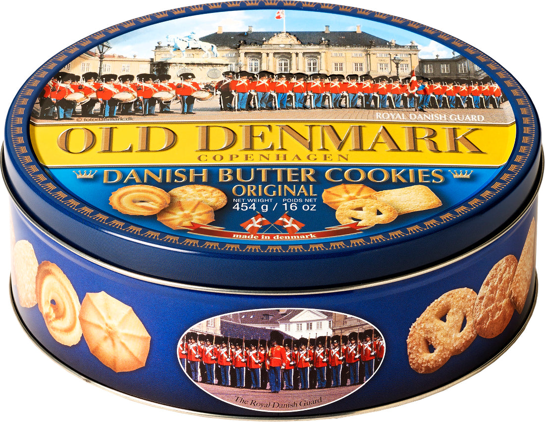 cookies Danish/Denmark