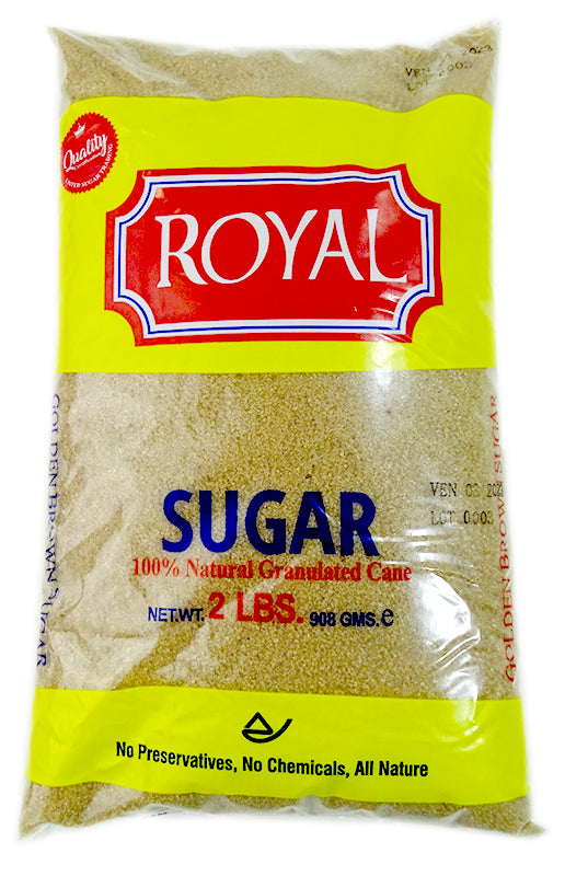 Royal Brown Sugar, 2 lbs
