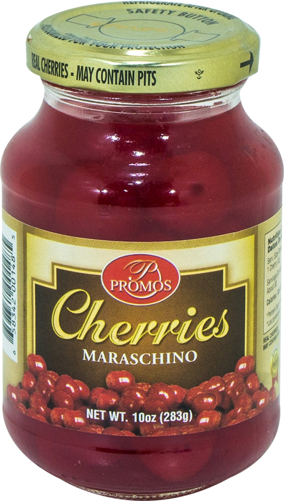 Promo Maraschino Cherries, 10 oz
