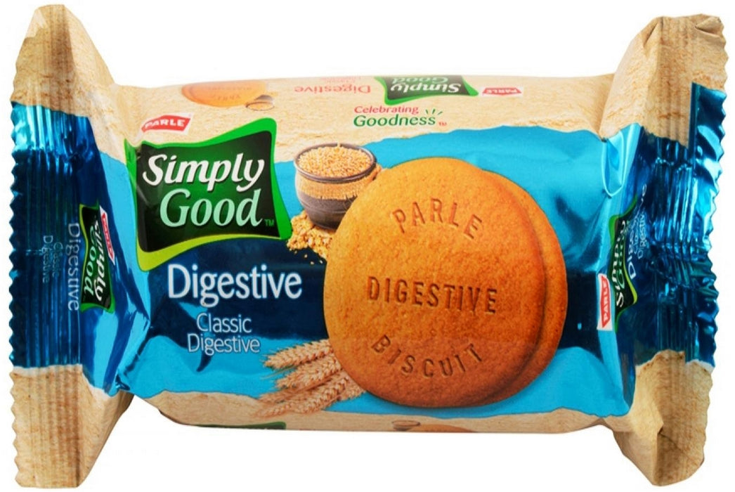 Parle Simply Good Digestive Biscuits, Classic, 100 gr
