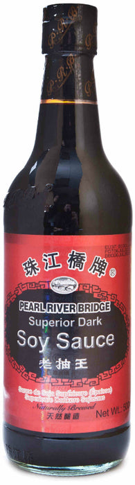 Pearl River Bridge Superior Dark Soy Sauce, 500 ml