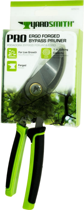 Yardsmith Ergo Forged Bypass Pruner,