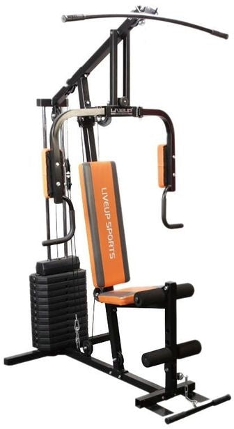 LiveUp Multi Purpose Home Gym, Model# LS-1002