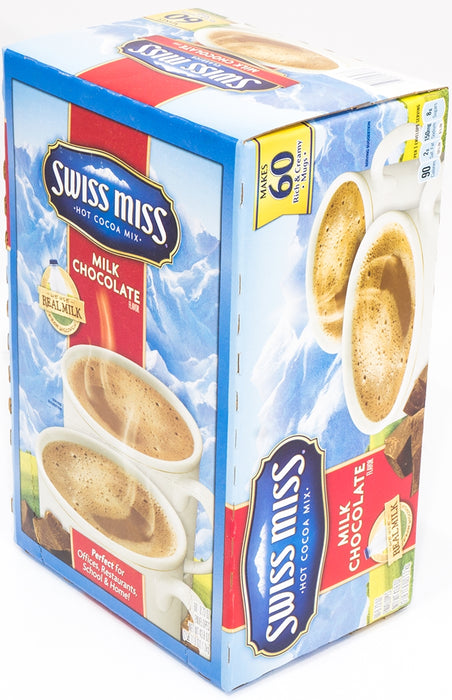 Swiss Miss Hot Cocoa Mix, 60 ct