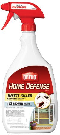 Ortho Home Defense Insect Killer for Indoor & Perimeter, 24 oz