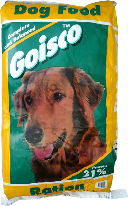 Goisco Complete and Balanced Dog Food, Ration, 35 lbs