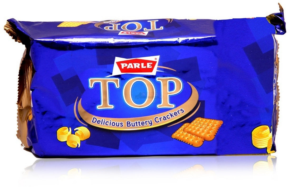 Parle Top Buttery Crackers, 100 gr