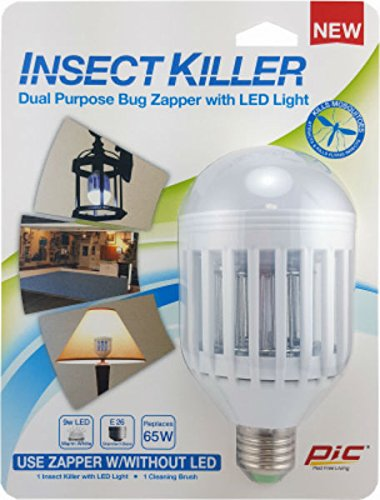 Pic Led Bug Zapper Insect Killer, 1 ct