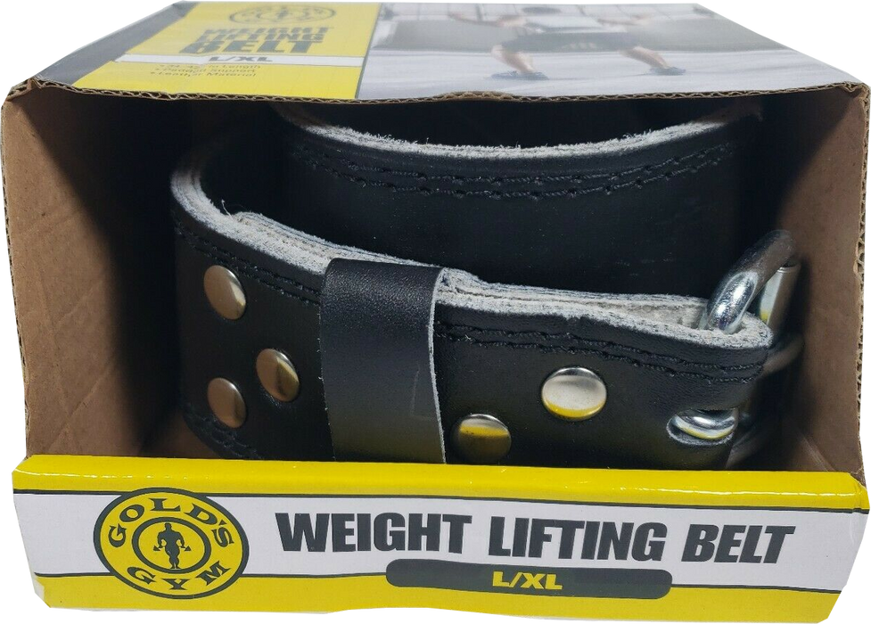 Gold's Gym Weight Lifting Belt, Size L/XL, 1 pc