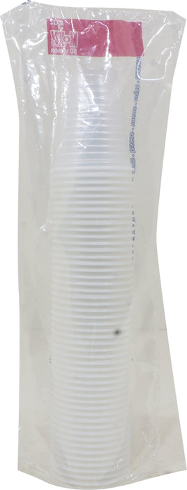 Moldy Plastic Cups, 5 oz, 50 ct