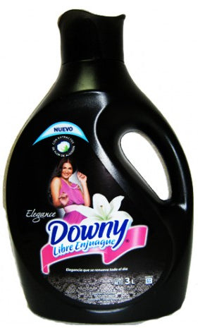 Downy Elegance Laundry Softener, Perfume Collections, 3 L