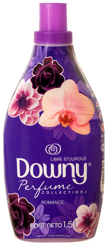 Downy Romance Laundry Softener, Perfume Collections, 1.5 L