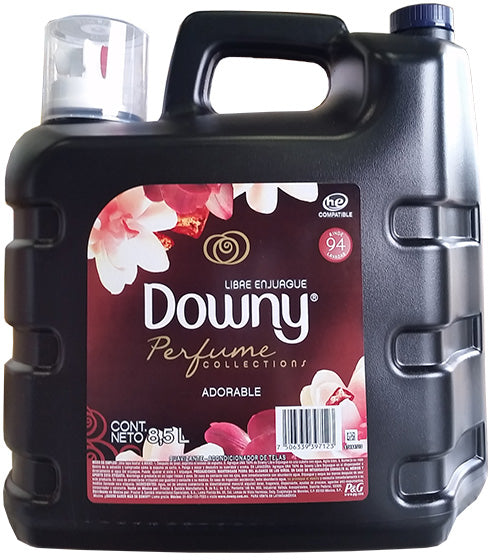 Downy Adorable Laundry Softener, Perfume Collections, 8.5 L