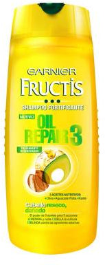 Garnier Fructis Oil Repair Shampoo, 650 ml