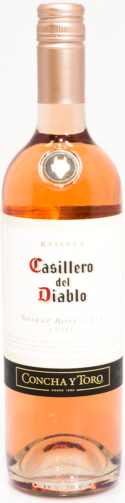 Casillero del Diablo Shiraz Rose Wine, Concha y Toro, Chile, 750 ml