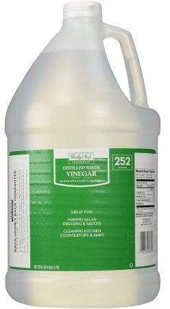 Daily Chef White Vinegar, 1 gal