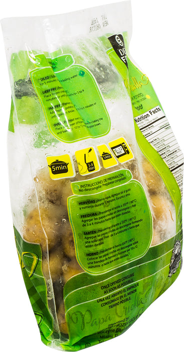 Deli Food Papa Criolla Yellow Potatoes, Pre-Cooked, 32.3 oz