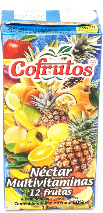 Cofrutos Nectar Multivitamins, 1 L