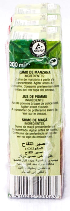 Cofrutos Manzana, 3 x 200 ml