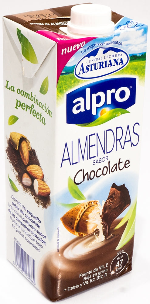 Alpro Longlife Chocolate Almond Milk Alternative, 1 L