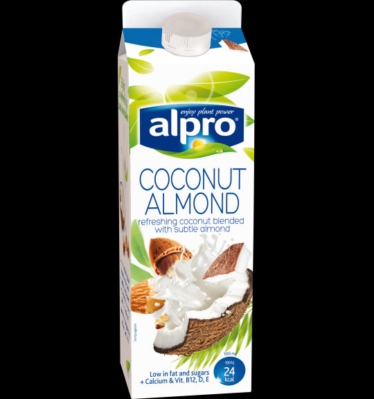 Alpro Coconut Almond Milk, 1 L