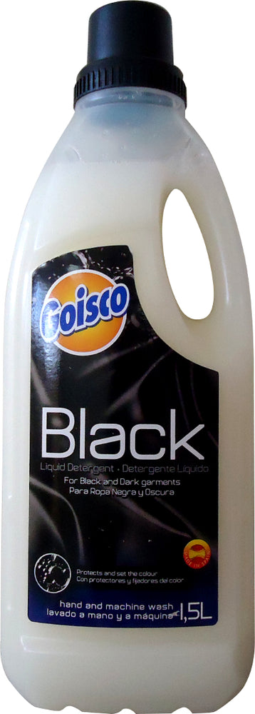 Goisco Black and Dark Garments Laundry Detergent, 1.5 L