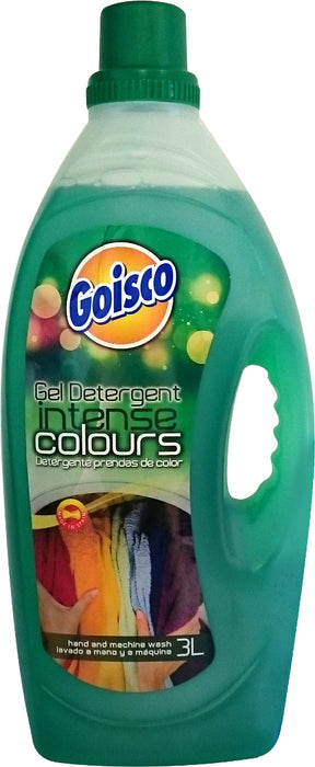 Goisco Intense Colours Laundry Detergent, 3 L