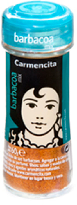 Carmencita Barbecue Seasoning, 60 gr
